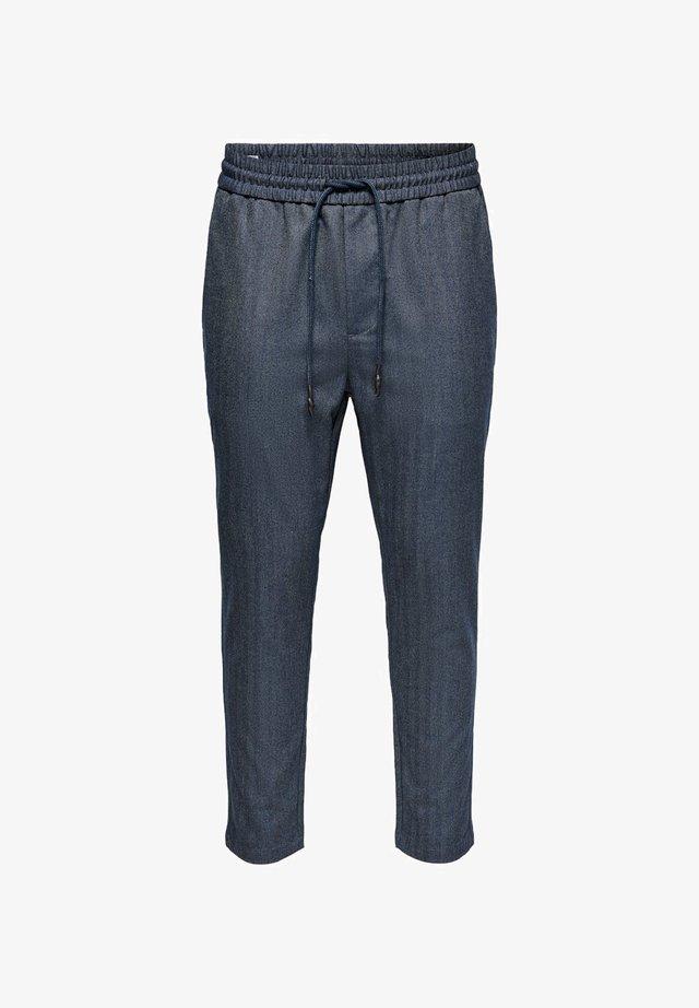 ONSLINUS  - Pantaloni - dress blues