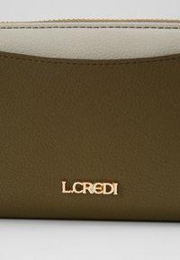 L. CREDI - FEMKE - Wallet - khaki - 2