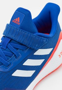 adidas Performance - EQ21 RUN UNISEX - Neutral running shoes - team royal blue/footwear white/solar red - 5