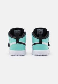 Jordan - SKY 1 UNISEX - Basketball shoes - black/tropical twist/white - 2