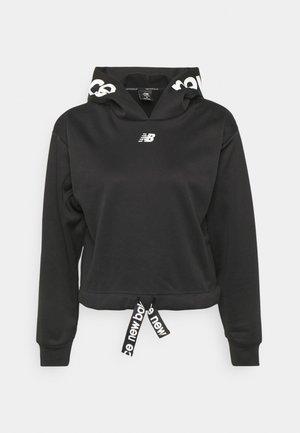 RELENTLESS TRAIN LAYER - Sweatshirt - black