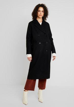 ENCLUE  - Płaszcz wełniany /Płaszcz klasyczny - black
