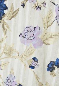 Tory Burch - TUNIC - Blůza - lavender mixed floral - 6
