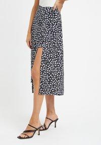 Kookai - Wrap skirt - noir - 0