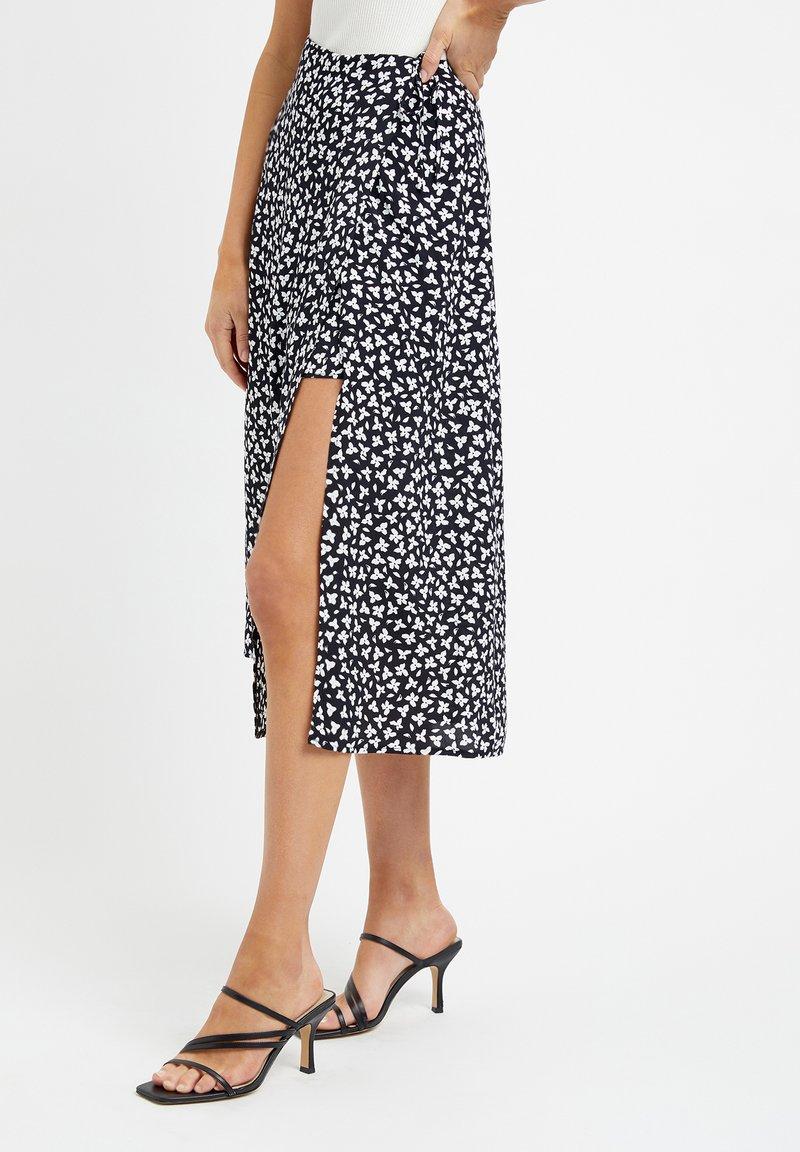 Kookai - Wrap skirt - noir