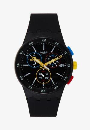 ONE - Chronograph watch - black