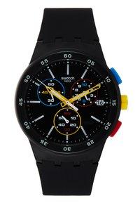 Swatch - ONE - Chronograaf - black - 0