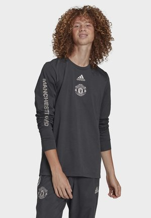 MANCHESTER UNITED SEASONAL SPECIAL - Long sleeved top - grey