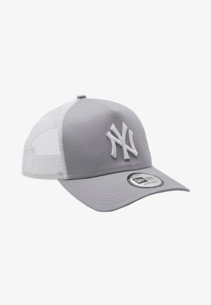 CLEAN TRUCKER NEYYAN - Gorra - gray/white