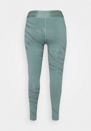 ONPONAY TRAINING - Leggings - goblin blue