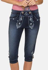 Stockerpoint - ASHLEY - Trousers - true blue - 2