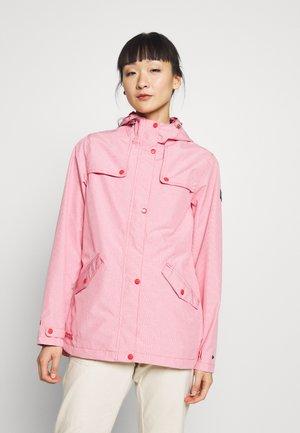 BERTILLE - Waterproof jacket - red sky