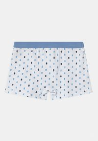 OVS - 2 PACK - Boxerky - grey/white - 1