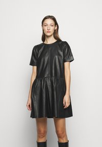 2nd Day - ASPEN DRESS - Denní šaty - black - 0