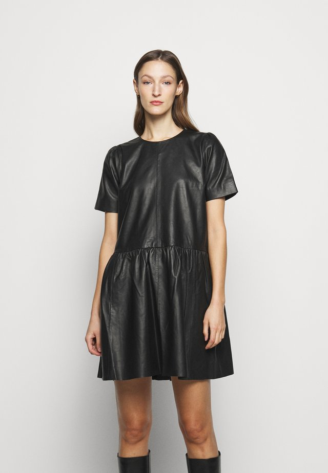 ASPEN DRESS - Robe d'été - black