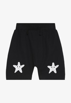 STARFISH KNEE HAREM - Pantalon de survêtement - black