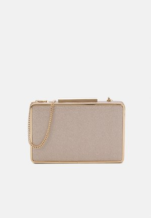 EVELYN - Clutch - gold-coloured