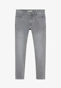 Mango - JUDE - Jeans Skinny Fit - gris denim - 5