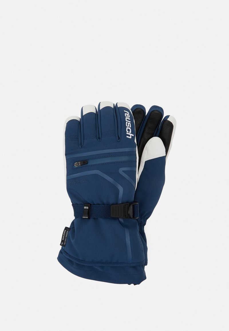 Reusch - SPIRIT GTX® - Rękawiczki pięciopalcowe - dark denim/white