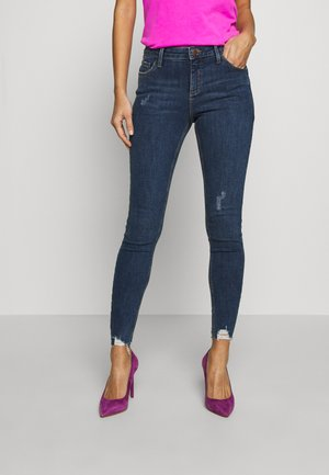 NIBBLE DARCY - Jeans Skinny Fit - indigo