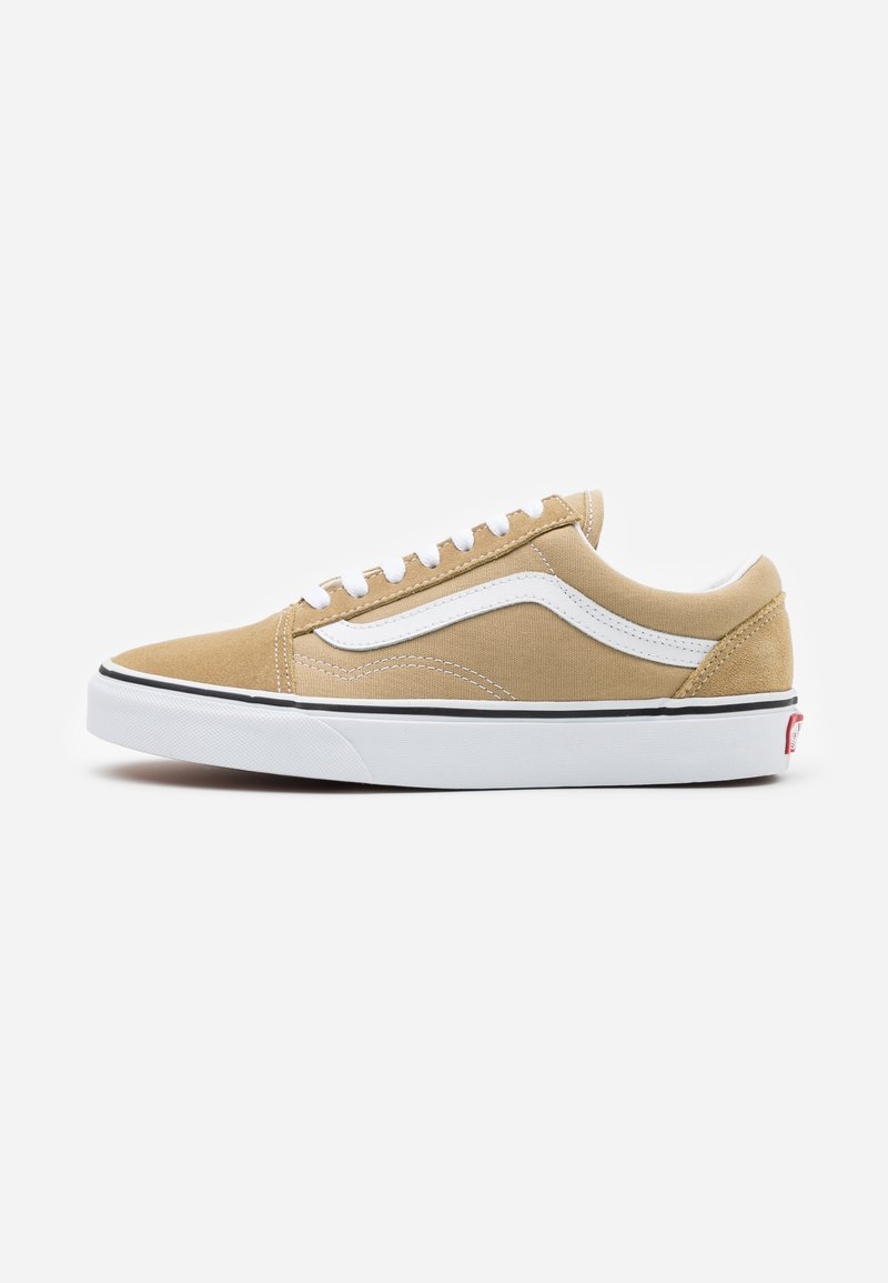 Vans - OLD SKOOL - Trainers - cornstalk/true white