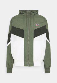 Nike Sportswear - Summer jacket - twilight marsh/sail/sequoia - 0