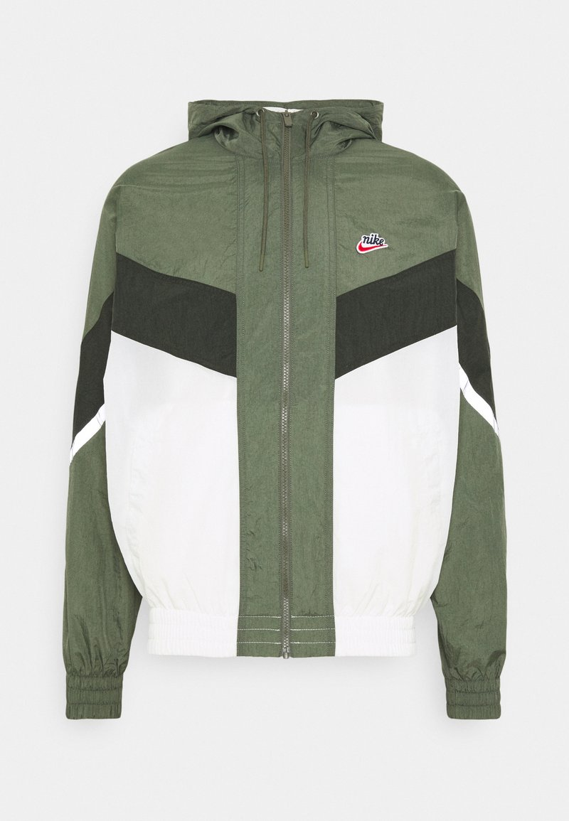Nike Sportswear - Summer jacket - twilight marsh/sail/sequoia