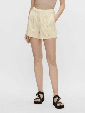 Shorts - almond buff