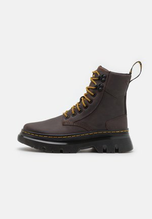 TARIK WYOMING UNISEX - Lace-up ankle boots - gaucho