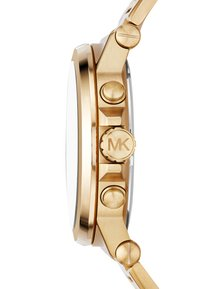 Michael Kors - DYLAN - Chronograph watch - gold-coloured - 3