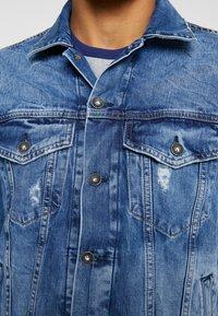 Pepe Jeans - PINNER - Denim jacket - medium used - 6