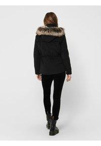 ONLY - ONLSTARLINE  - Winter jacket - black - 2