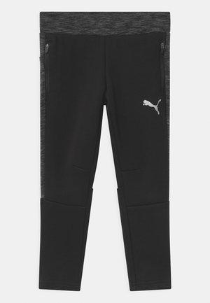 EVOSTRIPE UNISEX - Teplákové kalhoty - puma black