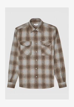 RODGERS - Shirt - brown