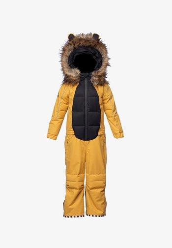 LIODO  - Snowsuit - lion brown