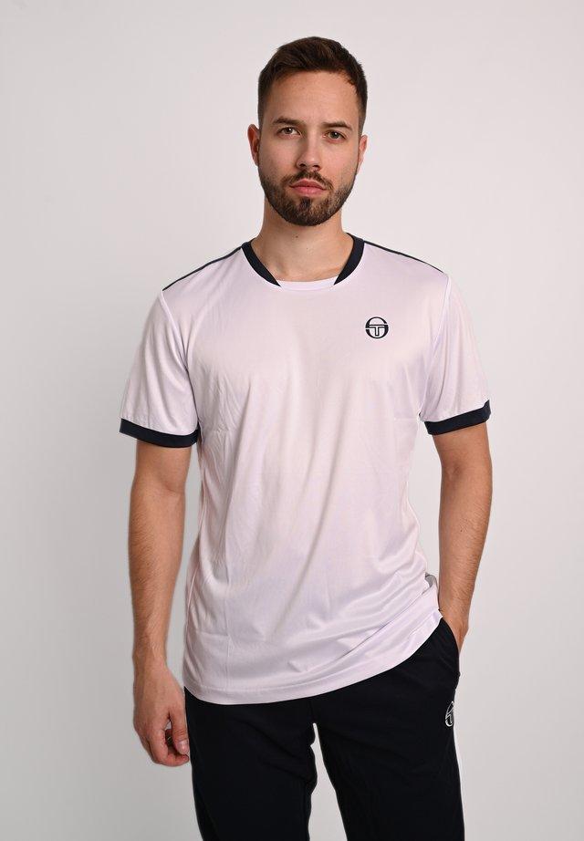 Sports shirt - white/navy