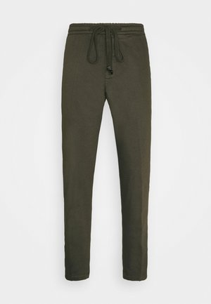 PANATLONE DOM - Trousers - olive