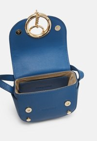 See by Chloé - Mara mini shoulder bag - Across body bag - moonlight blue - 5