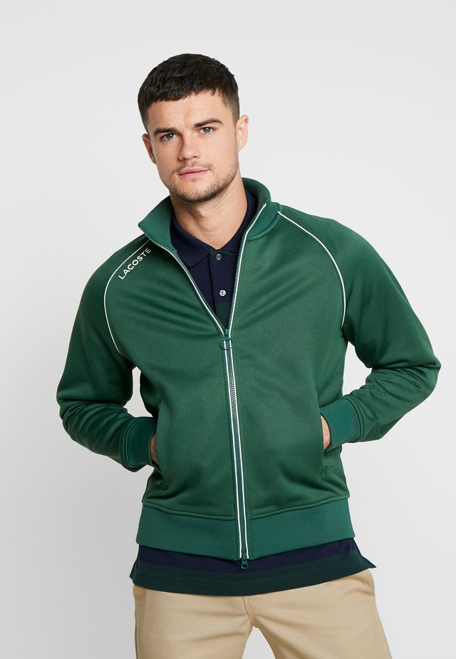 SH8150-00 - Bluza rozpinana - green