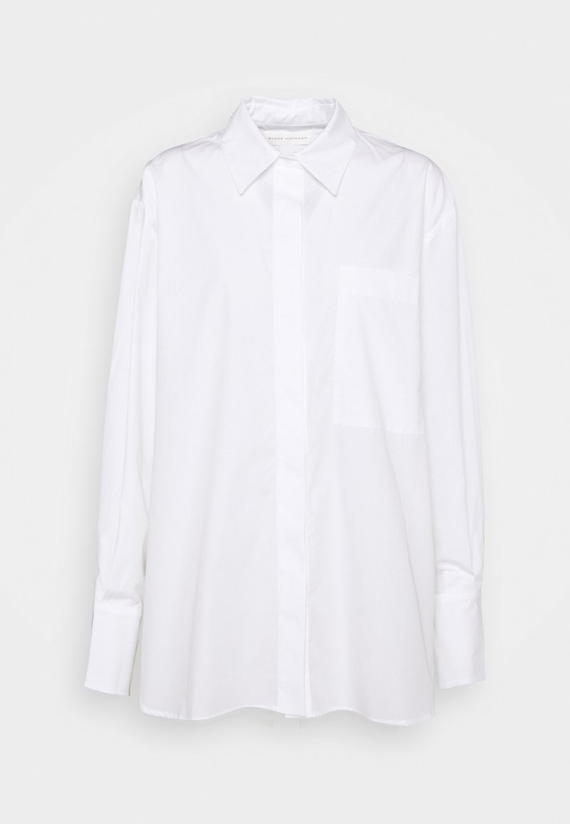 Mykke Hofmann - LYLA - Button-down blouse - white