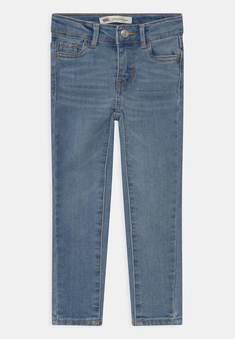 Levi's® - 710 SUPER SKINNY FIT - Jeans Skinny Fit - keep swimming