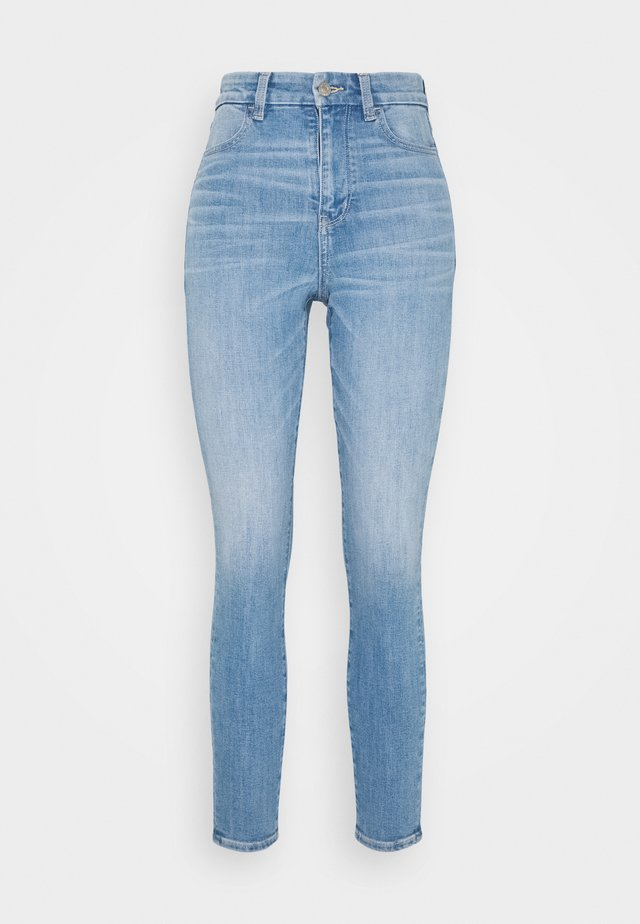 Jeggings - blue denim