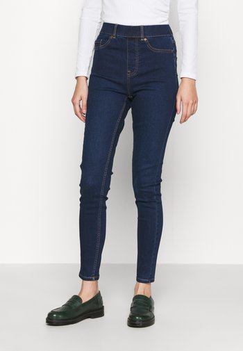 LIFT AND SHAPE - Jeggings - blue