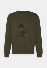 Polo Ralph Lauren - Sweatshirt - company olive - 4