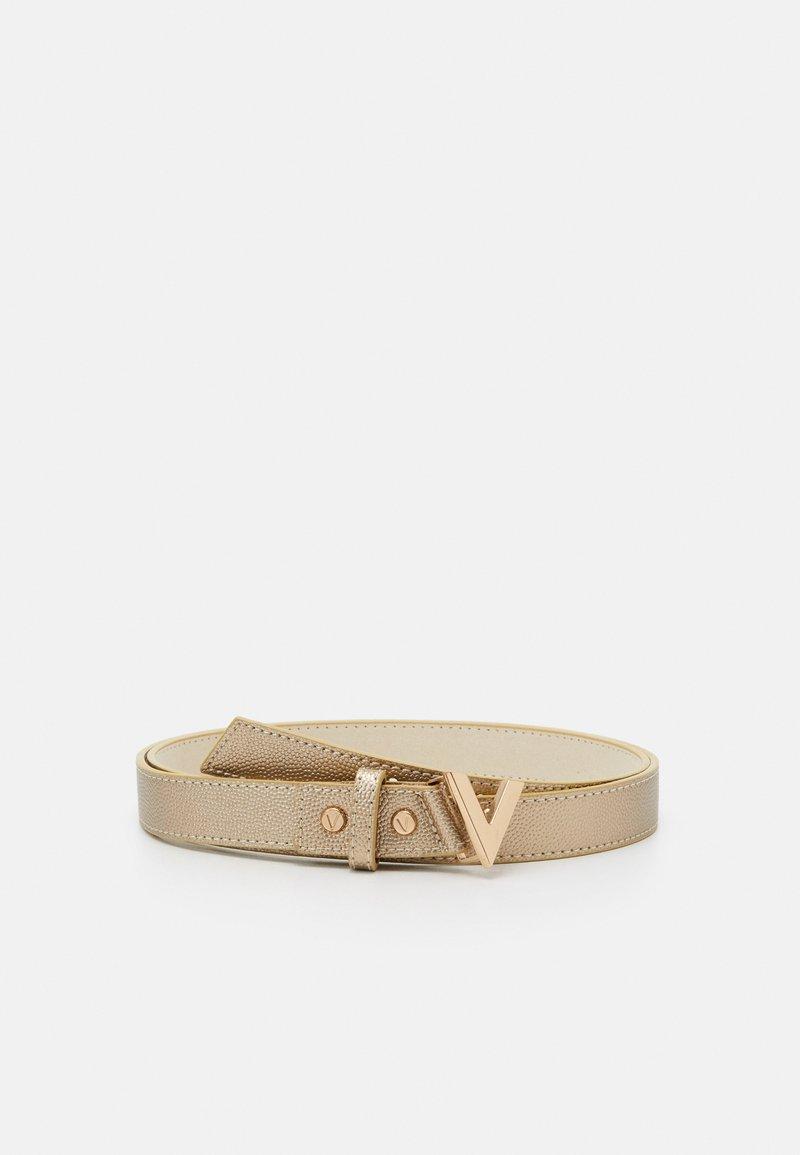 Valentino Bags - DIVINA PLUS - Belt - oro
