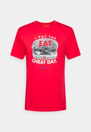 TEE HUMOR - T-shirt med print - lobster