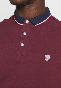 Pier One - Poloshirt -  bordeaux - 4