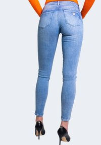 Guess - Jeansy Skinny Fit - blue denim - 2