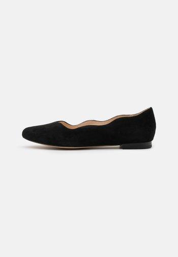 SLIP ON - Ballerina's - black