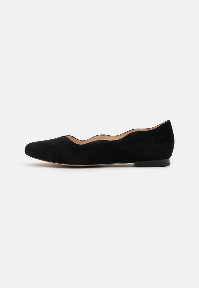 SLIP ON - Ballerines - black